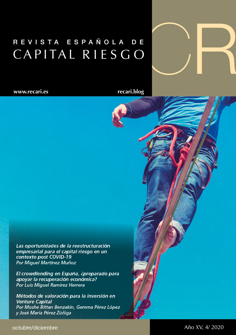4T.2020 Revista Capital Riesgo - Portada
